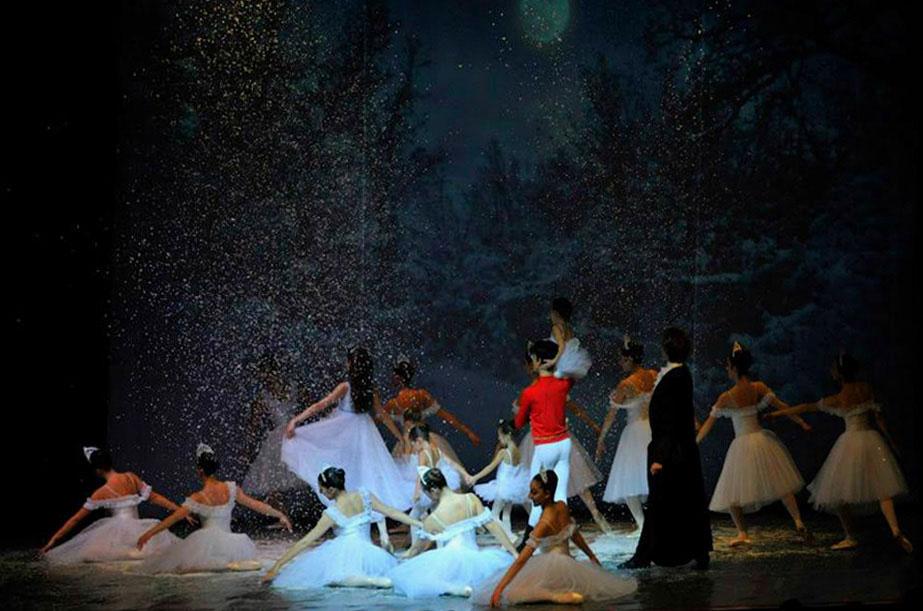 I Grandi Balletti – Lo schiaccianoci